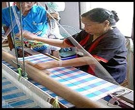 Weaving Centre of Tambon Ban Ton Tan