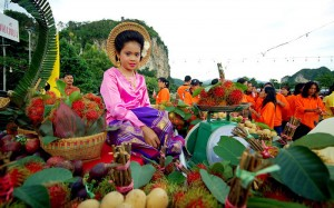 Rambutan and Thai Fruits Festivals